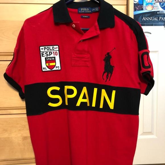 03e5c67c4 Polo Ralph Lauren Big Pony Spain Polo ESP 10